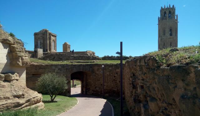 Entorn de la Seu Vella de Lleida