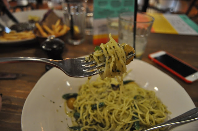 Foodie Friday - Jamie's Italian in Brighton, photo by modernbricabrac