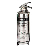 Water and foam extinguishers