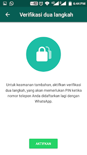Cara Mengamankan WhatsApp (WA) Dari Hacker | MH Blog Indonesia
