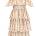 HotBuys - Romantic Frill Summer Dress - Released