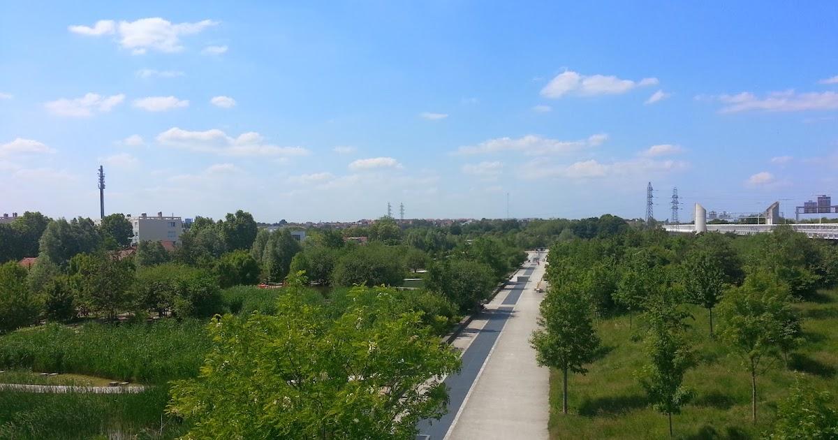 La ville de nanterre vue autrement parc du chemin de l 39 ile - Quartier chemin de l ile nanterre ...