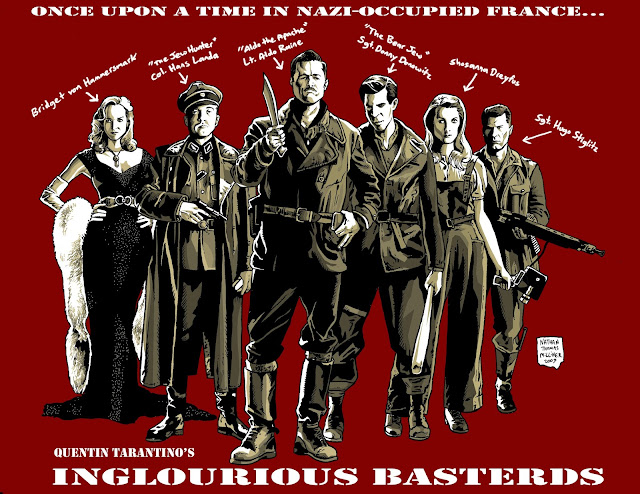 Inglourious Basterds (2009) Top Quotes