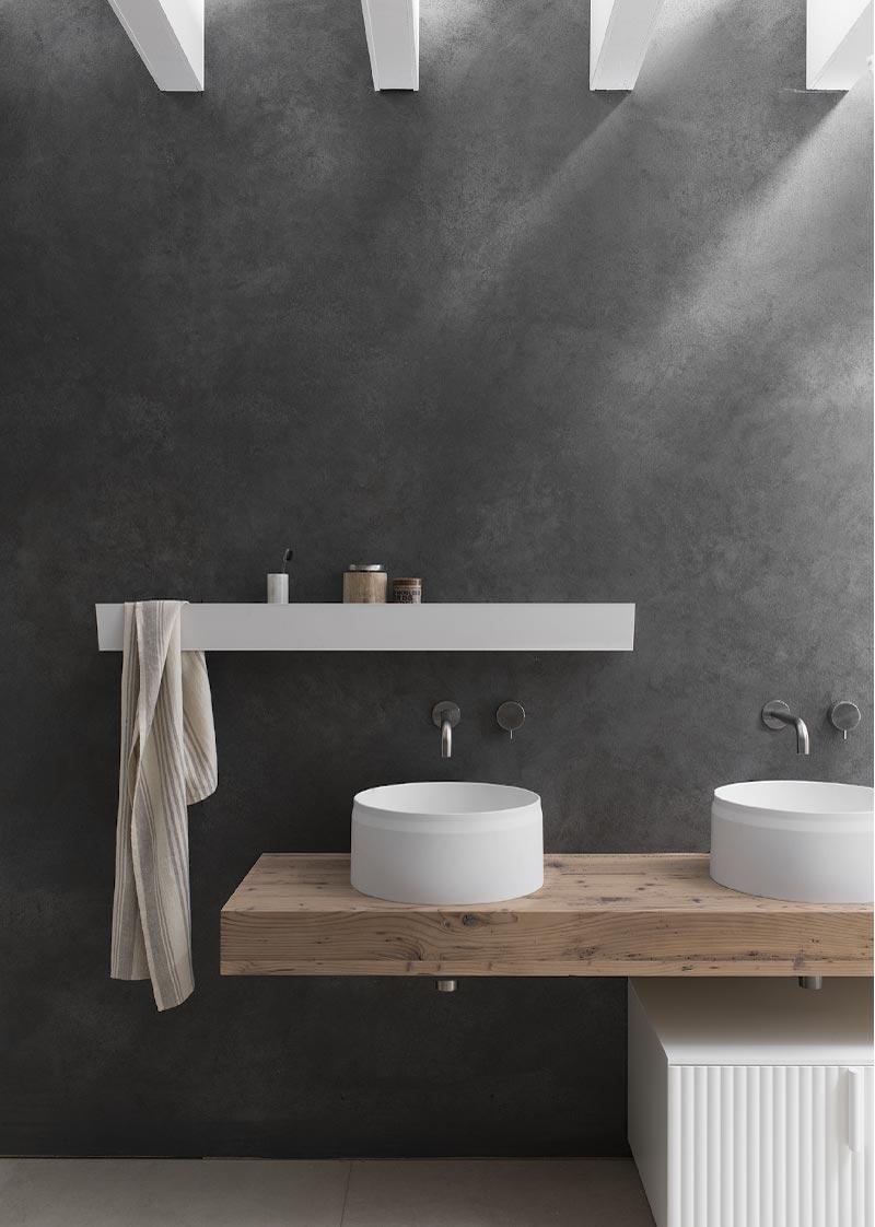 lavabo Belt di Arbi