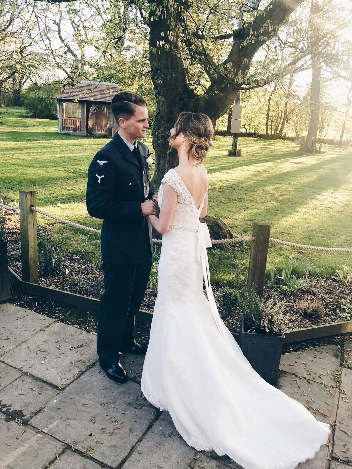 Getting Married, Moving House and New Beginnings