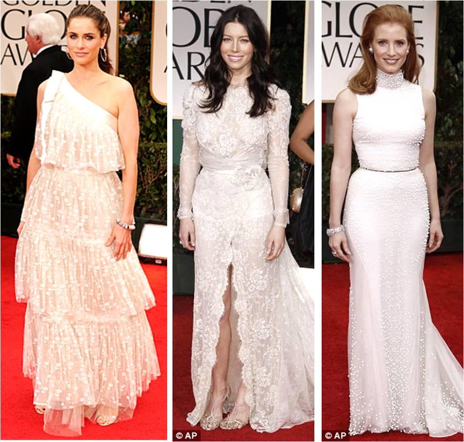 Mode Style 2012 Golden Globes Red Carpet Worst Dressed