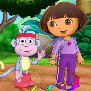 Locomotion of Expressions: Dora the Explorer: Dora's ...