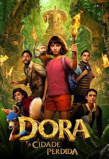 Dora e a Cidade Perdida - BDRip Dual Áudio