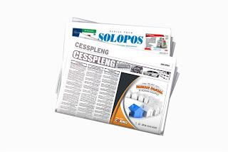 iklan baris Rumah dijual di koran Solopos