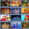 2.406 Background Natal Dan Tahun Baru Terbaru dengan kualitas HD Wallpaper
