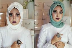 Viral, Hijab Bawal Pocong Ini Justru Laku Keras