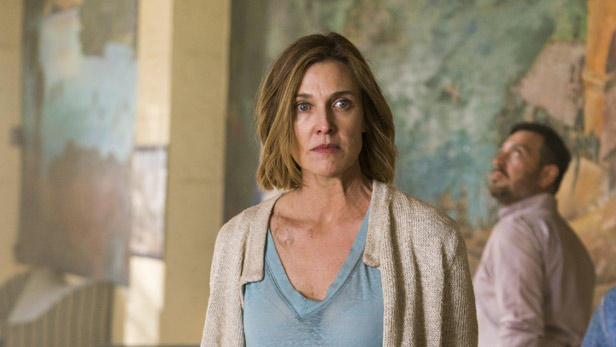Brenda Strong en 'Fear the Walking Dead'