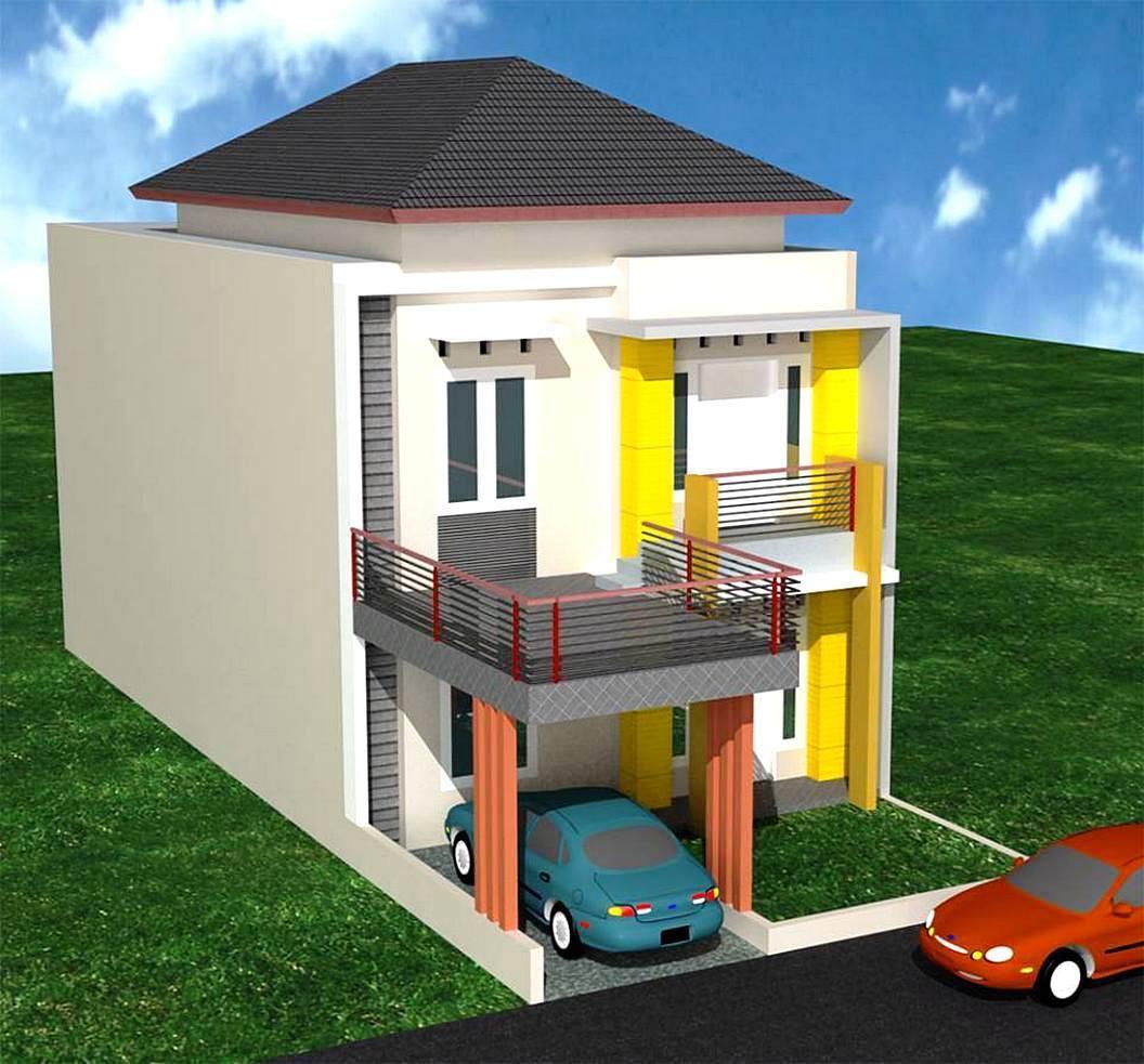 23+ Top Inspirasi Desain Rumah Modern Minimalis Type 36