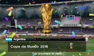 Winning Eleven 2018 v2 Apk