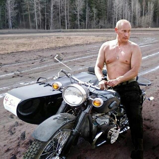 Vladimir Putin - Ural