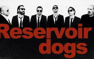 """Reservoir Dogs"" του Κουέντιν Ταραντίνο, σε σκηνοθεσία Τριαντάφυλλου Δελή."
