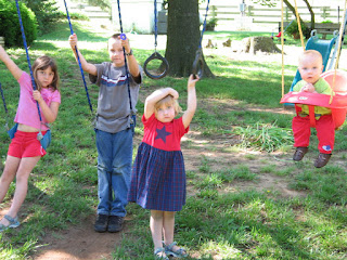Country Fair Blue Ribbon Winner:  The Day I Stopped Trying to Get Perfect Photos of My Kids