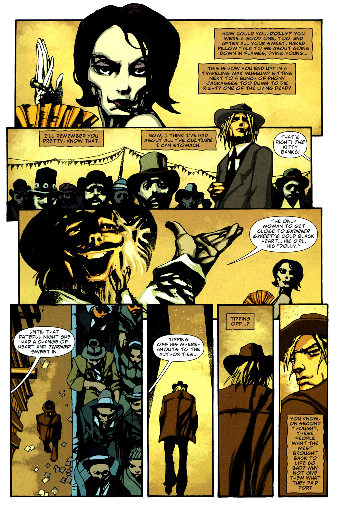 American Vampire issue 12 - Page 9
