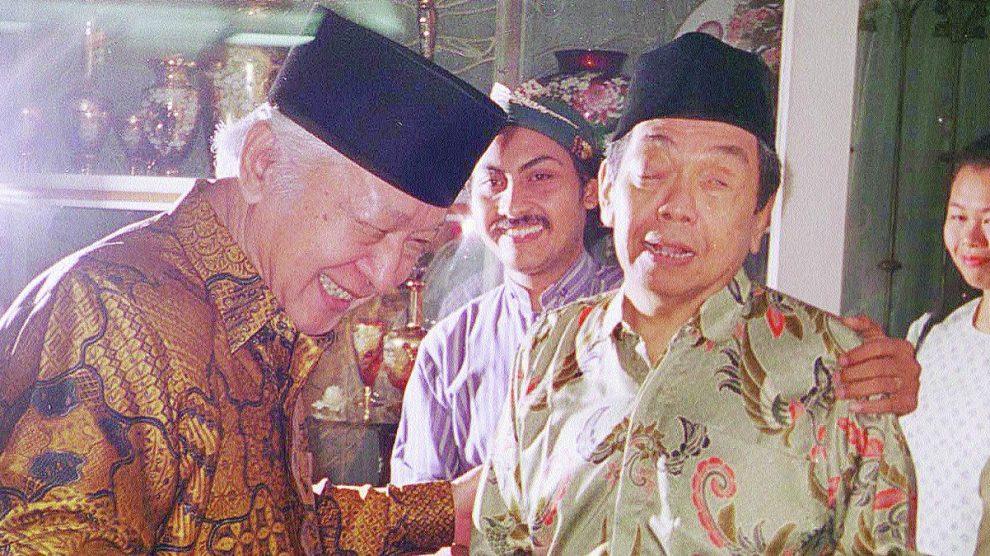 Seventh news ini penyebab soeharto ikut nu menurut gus dur for Siti di foto