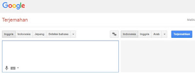 google translate indonesia arab