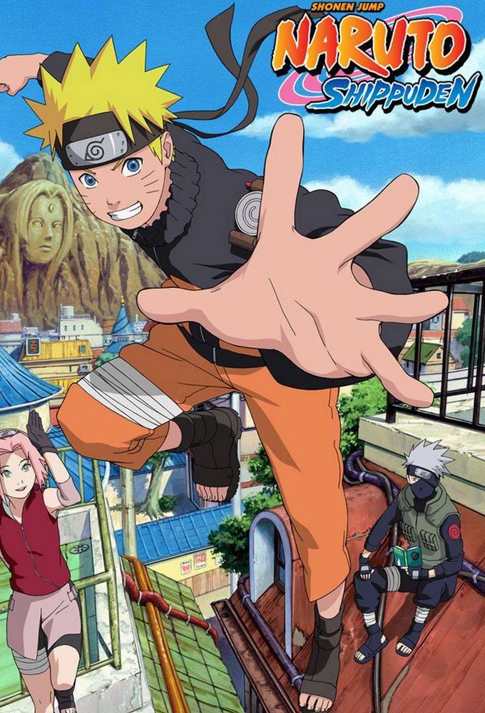 Naruto Shippuden Anime Sub Español