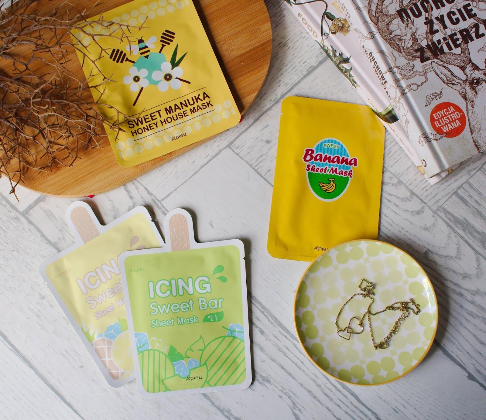 Z wizytą w Azji | Testowanie maseczek z Rossmanna - A'pieu