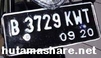 Cek Biaya Pajak motor mobil Wilayah Jawa Barat Via SMS