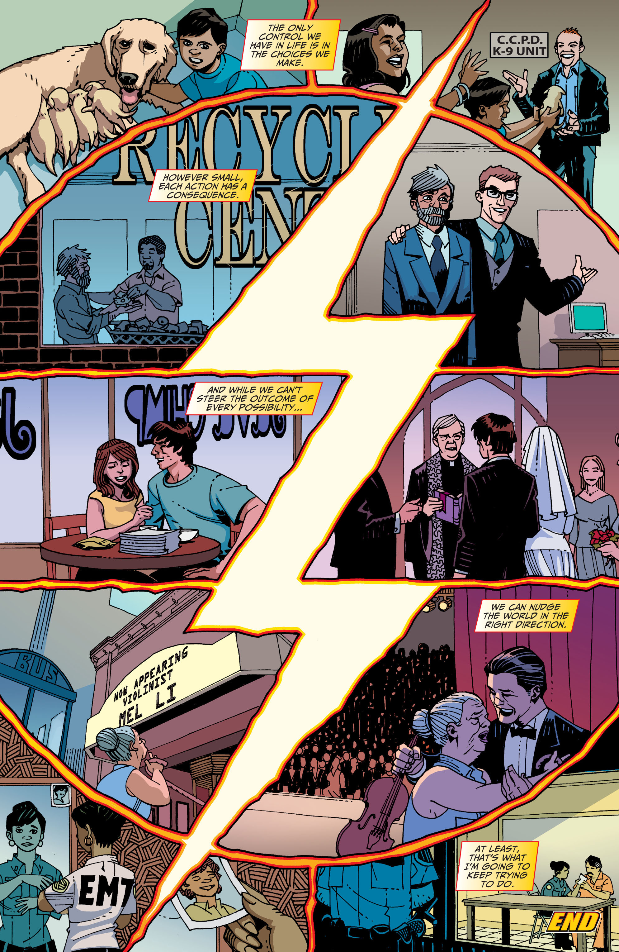 Read online The Flash (2011) comic -  Issue # Annual 2 - 38