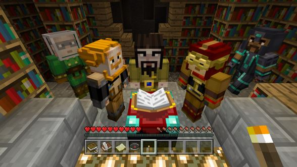 Minecraft: Story Mode Skins, Minecraft Video Game, Minecraft Xbox