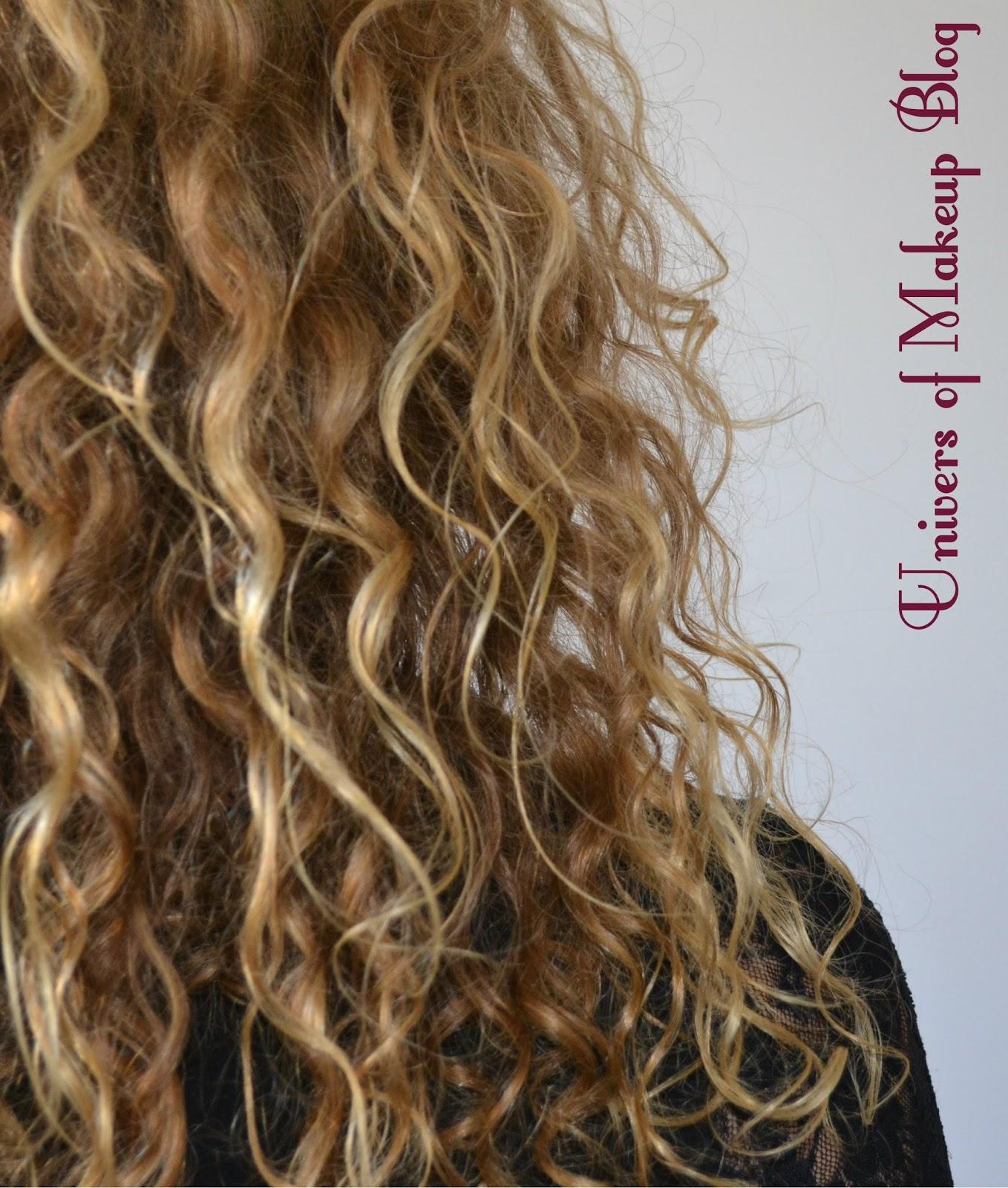 Univers Of Makeup N1 Routine Cheveux Bouclés