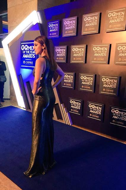 Anushka Sharma at GQ Men of the Year Awards 2017