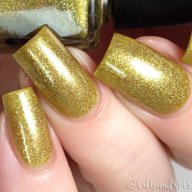 Lollipop Posse Lacquer-Courage, Dear Heart