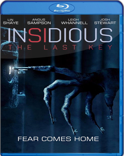 Insidious: The Last Key [2018] [BD25] [Latino]
