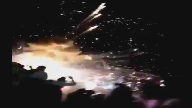 TRAGEDIA NA CIDADE DE GROSSOS BOMBA ATINGE MAIS DE TRINTA PESSOAS NA VIRADA DE ANO VEJA VIDEO.