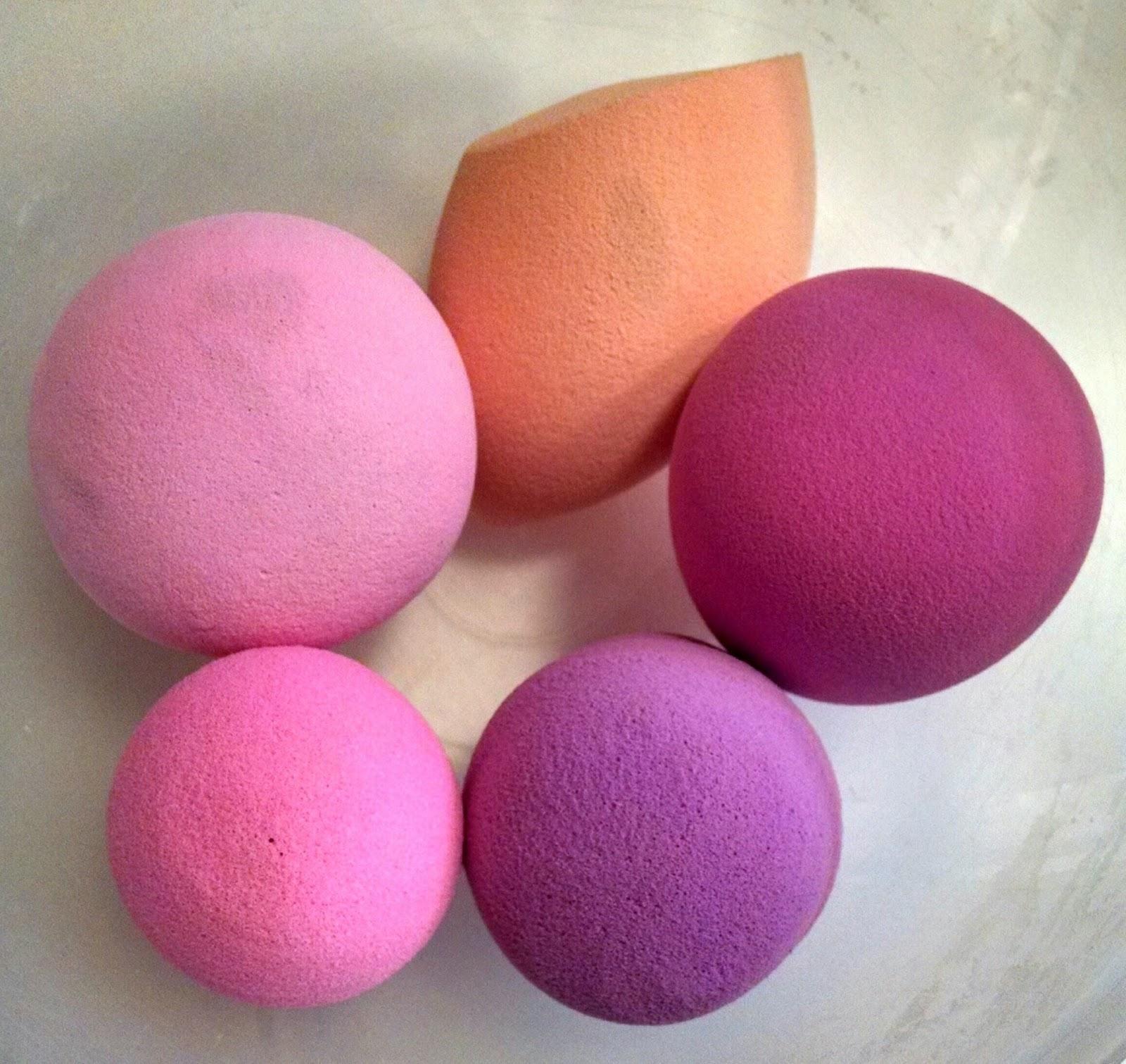Ramblings Makeup Blending Sponge Test Can We Find A Beauty Blender Dupe