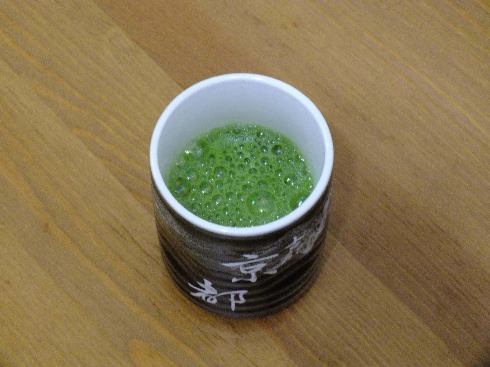 幸福抹茶運動: 抹茶怎麼泡? (2) 享受抹茶風味的基本作法