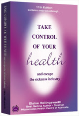 <b>Take Control of Your Health and Escape the Sickness Industry</b>