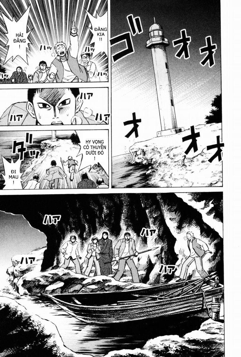 Higanjima chapter 45 trang 17