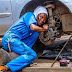 So Adorable: Picture Of A Female Mechanic On Duty In Kano