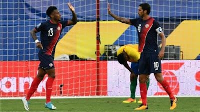 Costa Rica derrota a Guyana Francesa en la Copa Oro 2017