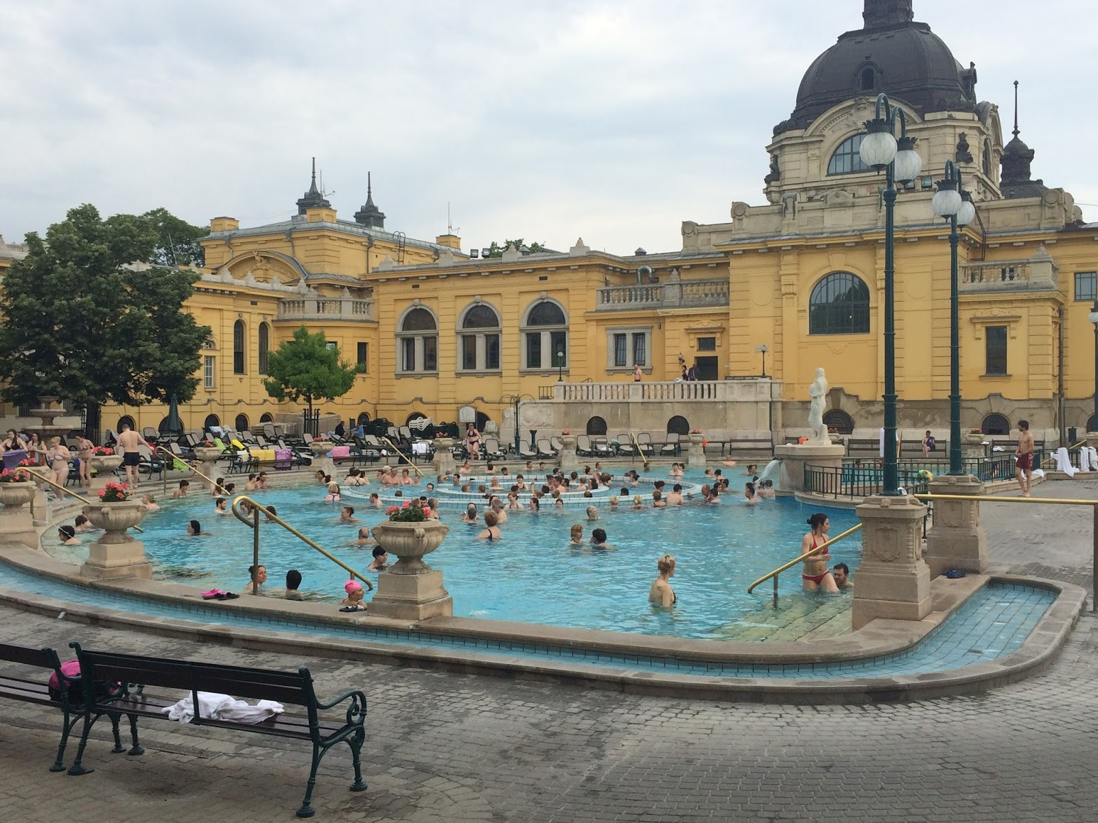 Picture of Szechenyi Thermal Baths Budapest