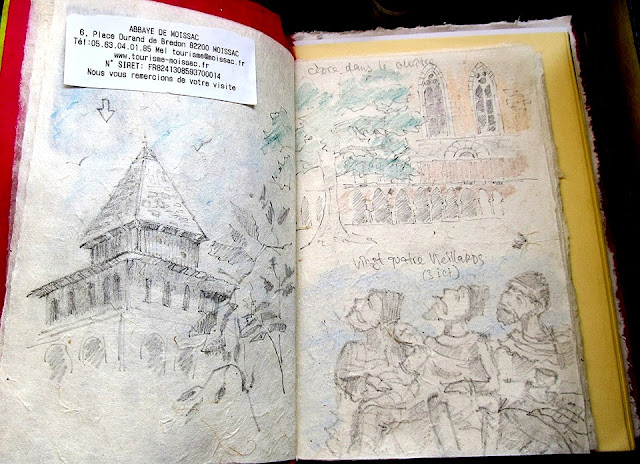 Sketchbook-travel-Sketch-France