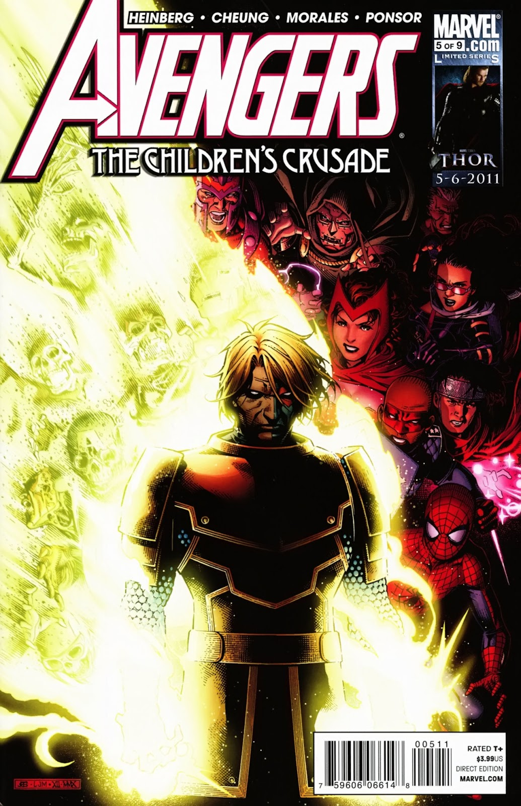 Avengers - The Childrens Crusade (2010 - 2012) issue 5 - Page 1