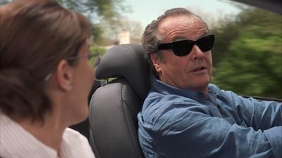 movie Something's Gotta Give - Jack Nicholson and Amanda Peet