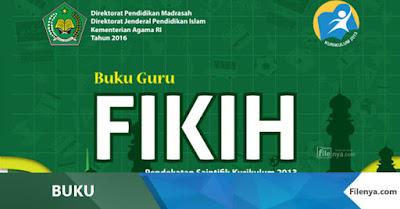 Buku Fikih MI Kls 3 Kurikulum 2013 Revisi 2016