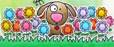 SRM Stickers Blog - Spring Has Sprung! by Annette - #card #twine #stamps #janesdoodles #stickers
