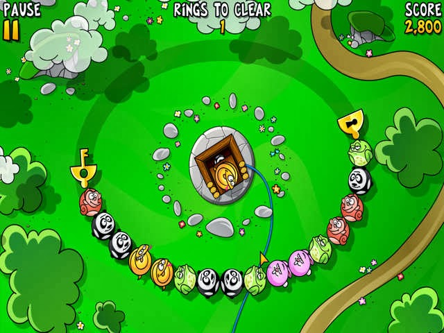 Crazy Rings (2012) Full PC Game Mediafire Resumable Download Links