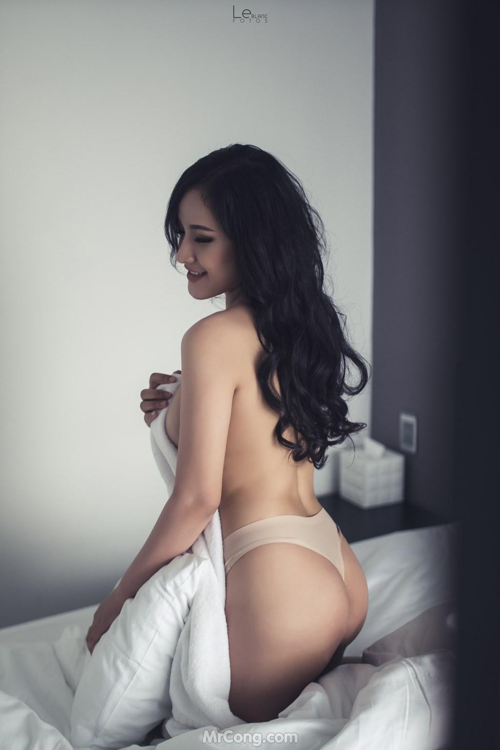 Image Sexy-Vietnamese-Models-by-Le-Blanc-Studio-Phan-3-MrCong.com-008 in post Những bức ảnh nội y, bikini siêu nóng bỏng của Le Blanc Studio – Phần 3 (446 ảnh)