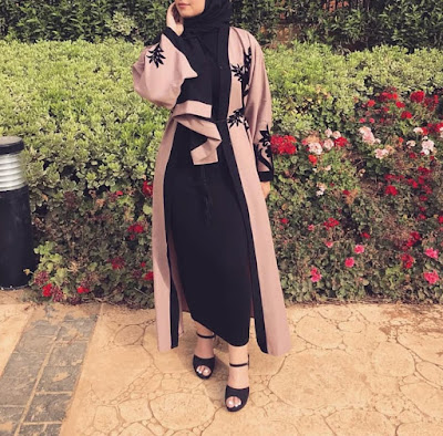 abaya dubai simple