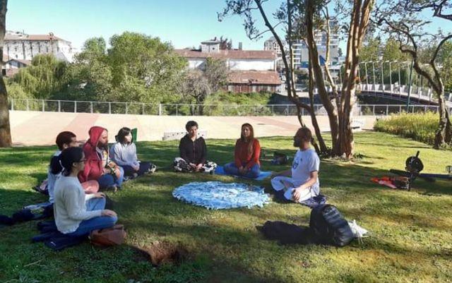 """""""Celebramos la Luz en Nosotros"""" en el Parque Cuarto Centenario de Osorno"""